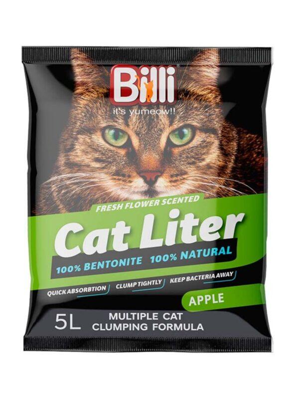 Cat-Litter-Apple