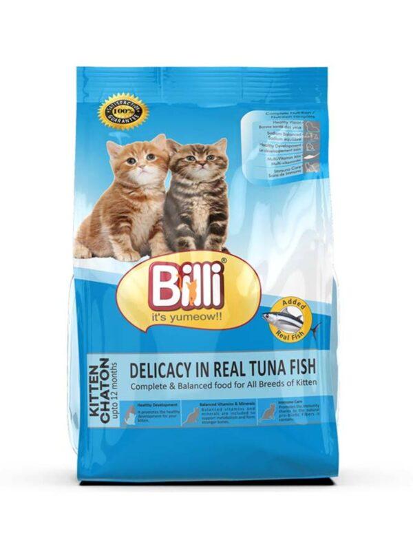 Kitten-Tuna