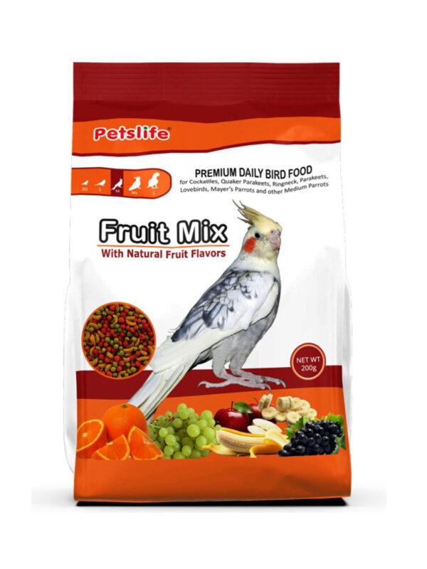 Petslife-Fruit-Mix-M-200g