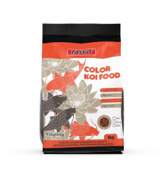 color-koi-food