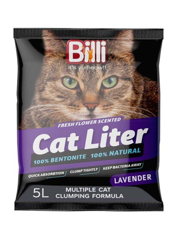 Cat-Litter-Lavender
