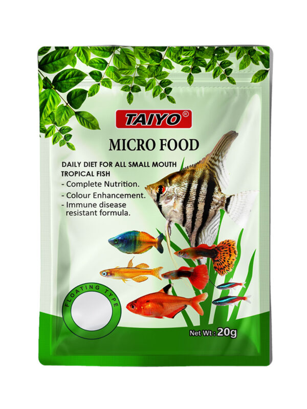 Taiyo-Micro-Food-Green