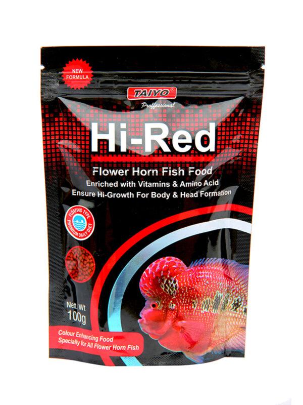 01-1145-Taiyo-Hi-Red-Head-100gm-Pouch